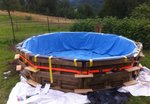 Make a Your Own Pool