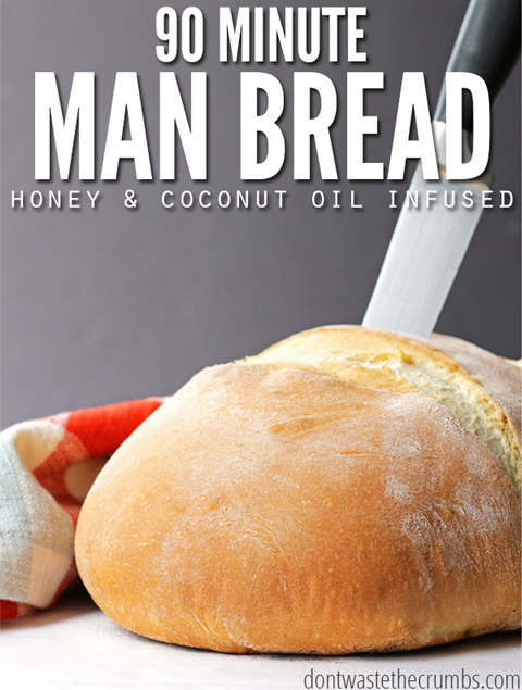 Man Bread