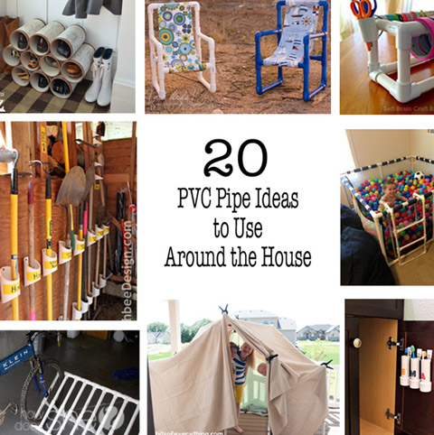 PVC Pipe Projects