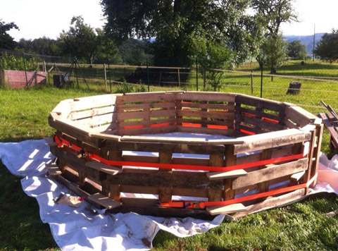 Pool From Pallets