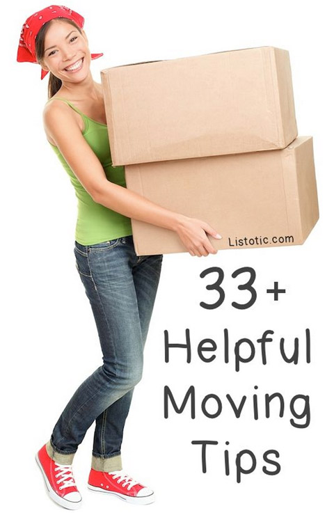 great moving tips