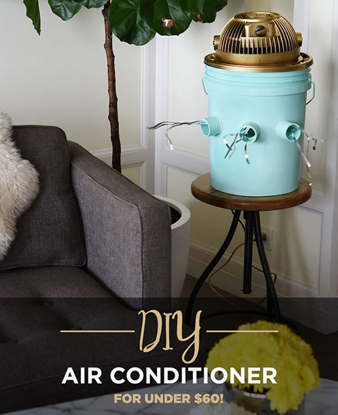 DIY Air Conditioner