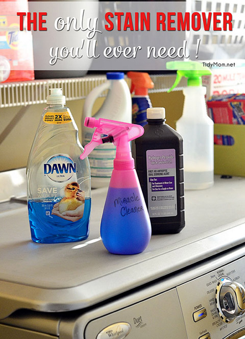 homemade miracle cleaner