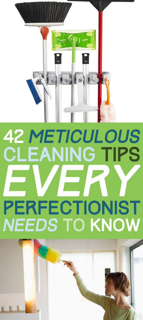 meticulous cleaning tricks