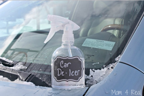 Car De-Icing Spray