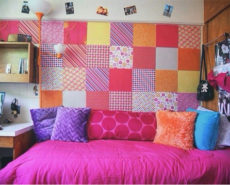 Decorated Dorm Rooms