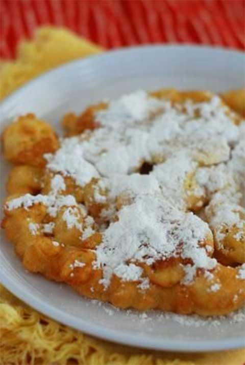 Momma's Fair Funnel Cake