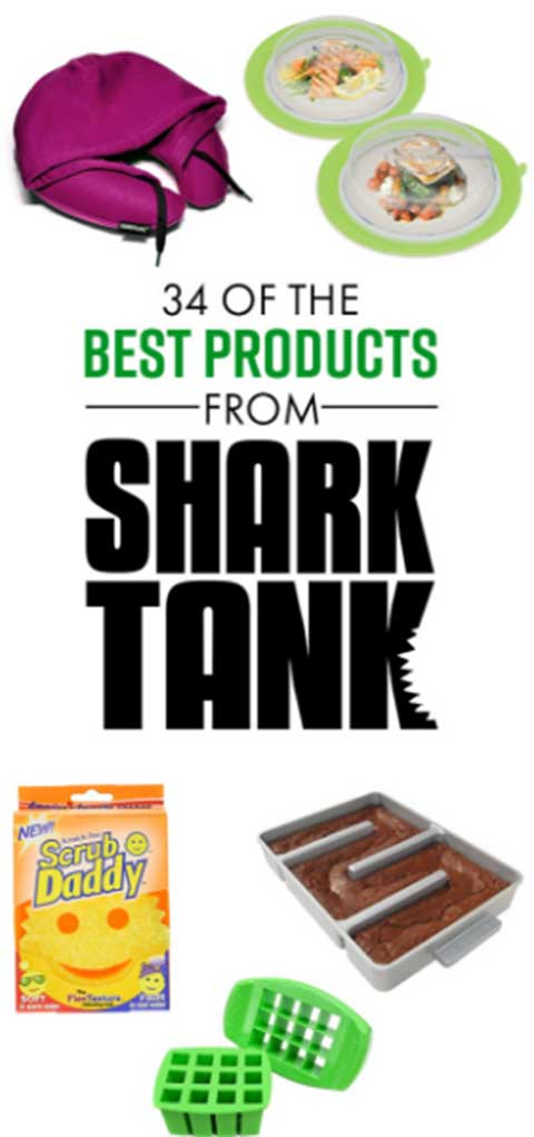 Best Products From Shark Tank