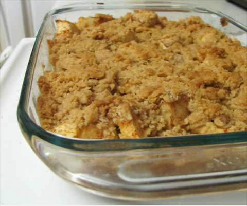 Cobbler To Feed An Army With Just 5 Ingredients!