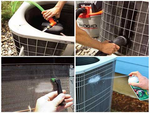 10 Easy DIY Tips On How to Clean Your Home Air Conditioning Unit